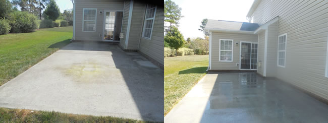 Power Washing Service Fort Mills, South Carolina.
