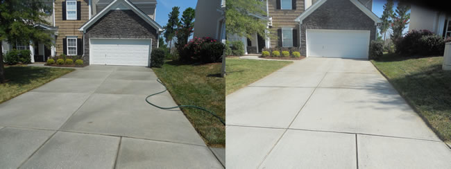 Power Washing Company Matthews NC
