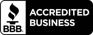 Dave Mac's Power Washing Is Accredited By The BBB.