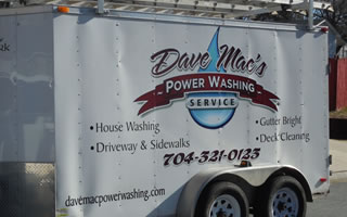 Exterior Power Washing Services
